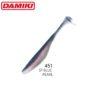 Damiki Armor Shade Paddle 10CM (4'') - 451 (SP Blue Pearl)