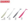 Damiki Anchovy Shad 10.2CM (4'') - 438 (Hot Pink)