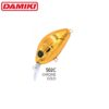Damiki DC-100 5.5CM/13Gr (Floating) - 502C (Chrome Gold)