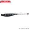 Damiki Dope Shad 10.2CM (4'') - 007 (Smoke Silver)