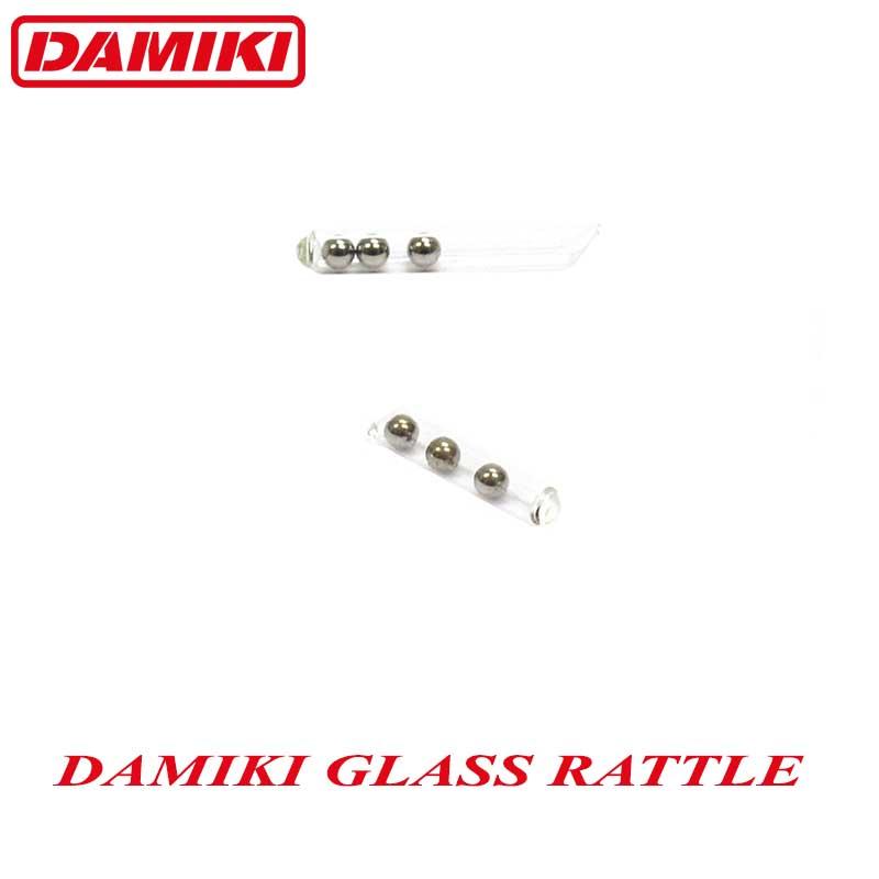 Damiki Glass Rattle #3 (5buc/plic)