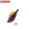 Damiki NAPJARU-60S 6CM/10.5Gr (Sinking) - 216H (Apache)