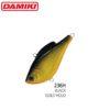 Damiki NAPJARU-60S 6CM/28Gr (Sinking) - 236H (Black Gold Holo)
