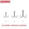 Damiki Treble Hook #8 (4buc/cutie)