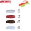 Damiki WOW Grub 5.1CM (2'') - 210 (Cream White)