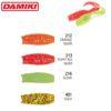 Damiki WOW Grub 5.1CM (2'') - 401 (Gold)