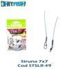 Hitfish struna rapitor 7x7 (STSLR-49) - 2buc/plic