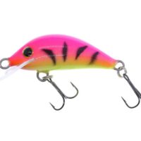 Gloog Hektor 35N - 3.5cm/2gr (Floating) - TP (Tiger Pink)