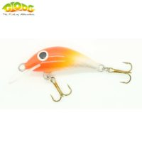 Gloog Hektor 40N - 4cm/3.5gr (Floating) - OHF (Orange Head Fluo)