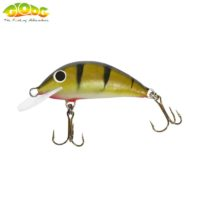 Gloog Hektor 40N - 4cm/3.5gr (Floating) - PN (Perch Natural)