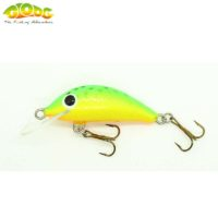 Gloog Hektor 40N - 4cm/3.5gr (Floating) - STF (Sea Trout Fluo)