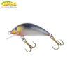 Gloog Hektor 40N - 4cm/4.5gr (Sinking) - RS (Roach Silver)