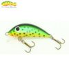 Gloog Hektor 40SR - 4cm/3.5gr (Floating) - STG (Sea Trout Green)