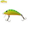 Gloog Hektor 40SR - 4cm/3.5gr (Floating) - TGF (Tiger Green Fluo)