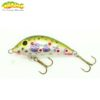 Gloog Hektor 40SR - 4cm/3.5gr (Floating) - TR1 (Trout Rainbow 1)