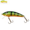 Gloog Kalipso 60S - 6cm/6gr (Sinking) - PGF (Perch Green Fluo)