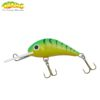 Gloog Parys 40N - 4cm/2.5gr (Floating) - TGF (Tiger Green Fluo)