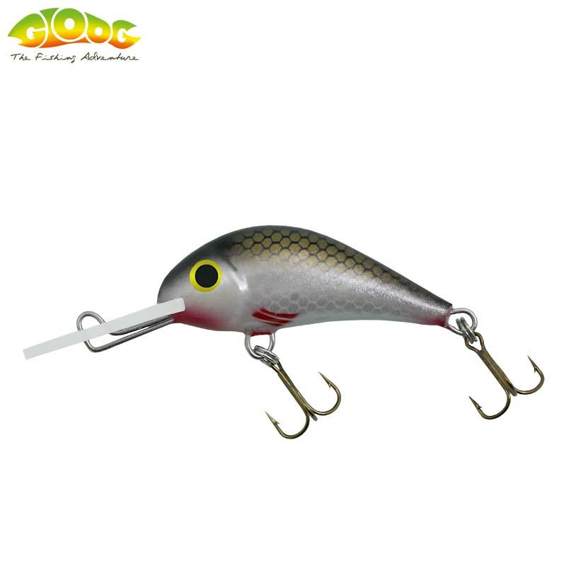 Gloog Parys 50N - 5cm/5gr (Floating) - R (Roach)