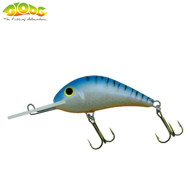 Gloog Parys 50N - 5cm/5gr (Floating) - TB (Tiger Blue)