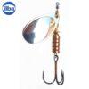 Ilba rotativa Tondo Silver (argint) - nr.5/13gr (10105)