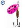 Ilba rotativa Tondo Pink Fluo/Black - nr.2/5gr (35932)