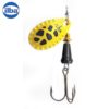 Ilba rotativa Spark Color Yellow/Black - nr.2/5.5gr (90GN2)