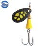 Ilba rotativa Spark Color Black/Yellow - nr.2/5.5gr (90NG2)