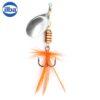 Ilba rotativa Tondo Mosca (Fly) - Silver - nr.2/5gr (100102)