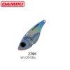 Damiki cicada VAULT-55 - 5.5cm/15gr - 274H (WS Crystal)