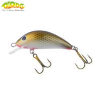 Gloog Hektor 40N - 4cm/3.5gr (Floating) - GR (Gold Roach)