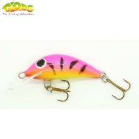 Gloog Hektor 40N - 4cm/3.5gr (Floating) - TP (Tiger Pink)