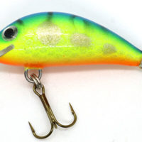 Gloog Hektor 35N - 3.5cm/2gr (Floating) - BFT (Blue Fluo Tiger)