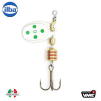 Ilba rotativa Tondo Pearl/Green - nr.0/2gr (34750)