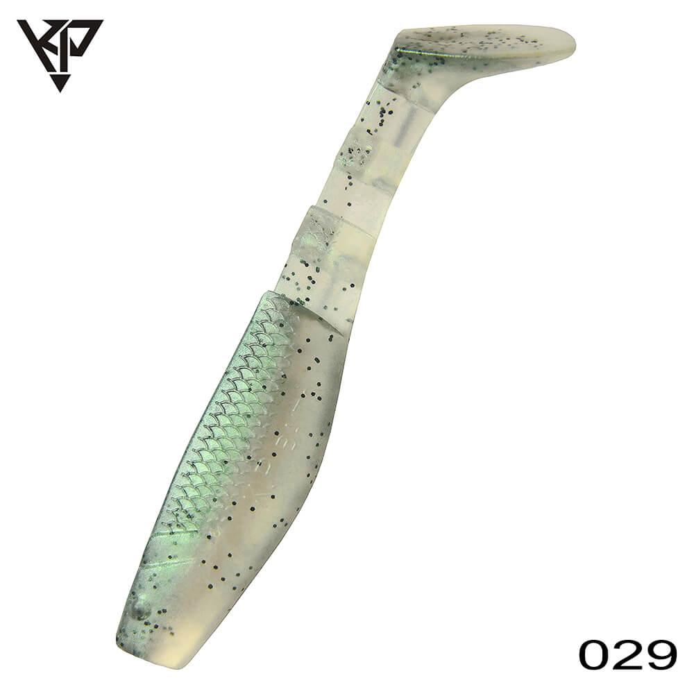 KP Baits Original Shad 5CM (2'') - 029 (Rainbow Trout)