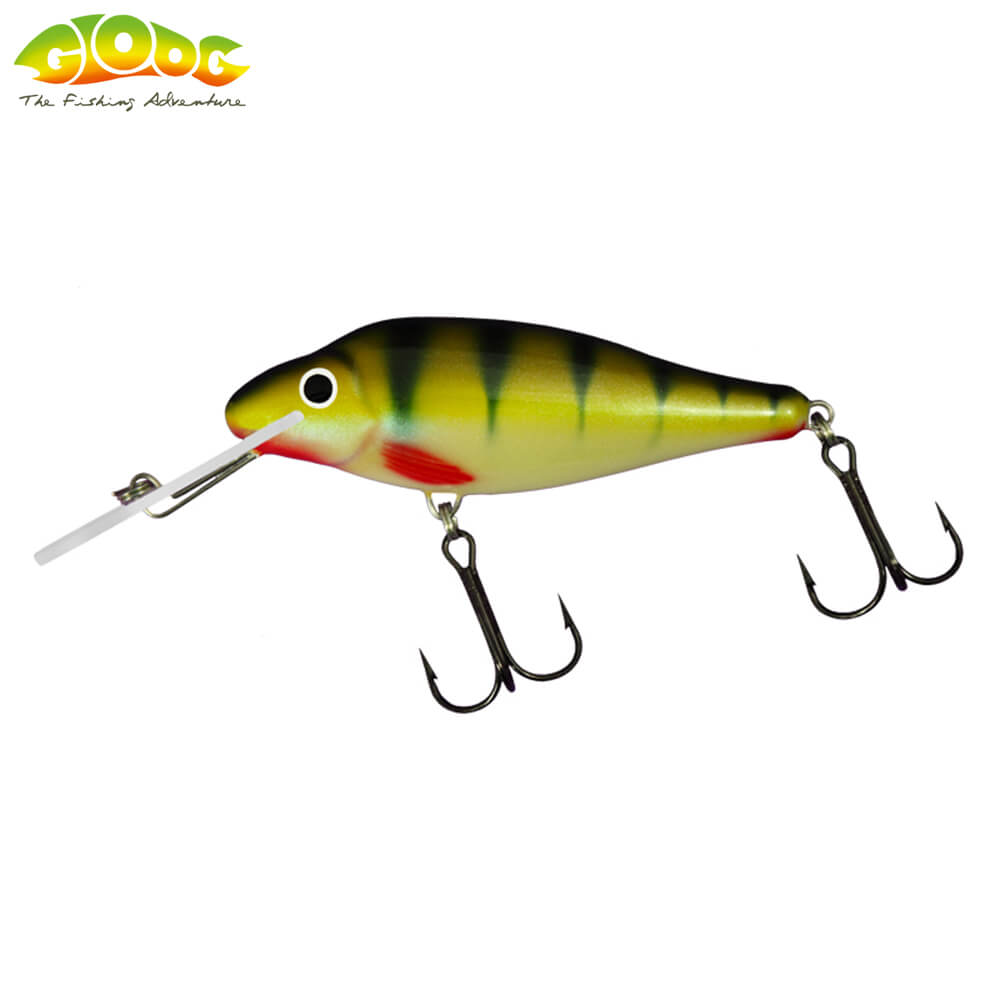 Gloog Ares 70F - 7cm/10gr (Floating) - PN (Perch Natural)