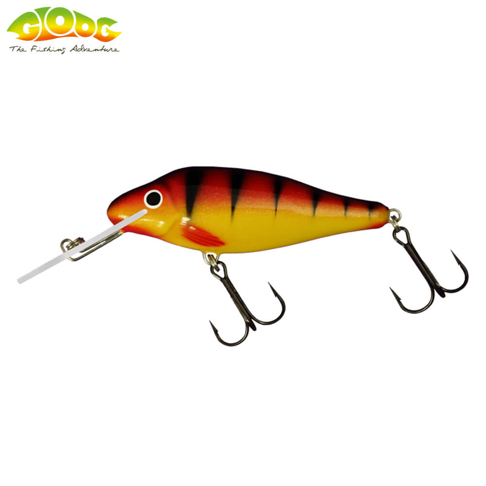 Gloog Ares 70F - 7cm/10gr (Floating) - PY (Perch Yellow)
