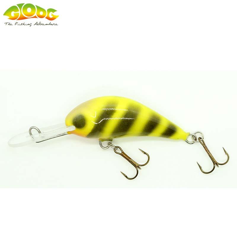 Gloog Parys 50N - 5cm/5gr (Floating) - W (Wasp)