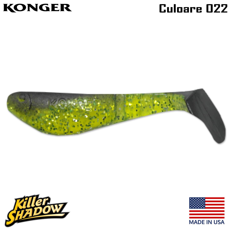 Konger Killer Shadow 11CM - 022 (5buc/plic)