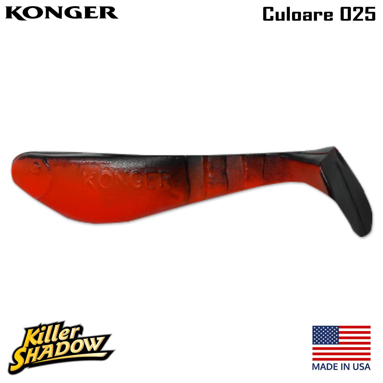 Konger Killer Shadow 11CM - 025 (5buc/plic)