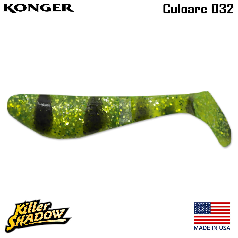 Konger Killer Shadow 11CM - 032 (5buc/plic)